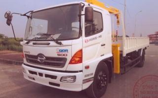 Giá xe tải hino 8 tấn trả góp tại hino truong long mua xe tải hino 8 tấn trả góp tại hino truong long
