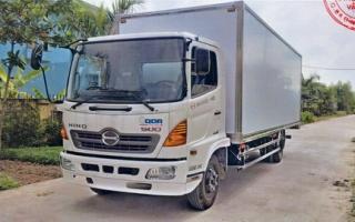 Xe tải Hino EURO 4|Bảng giá xe tải Hino euro 4