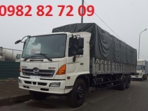 Giá xe tải Hino 15 tấn năm 2019|Bảng giá xe tải Hino 15 tấn