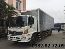 Giá Xe tải Hino 8 Tấn năm 2021|Báo giá xe Hino 8 tấn