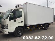 Bán xe tải Hino đông lạnh tại Hà Nội|Giá xe tải Hino Đông lạnh tại Hà Nội