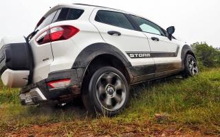 Ford EcoSport Storm 2018 phiên bản mới nhất.