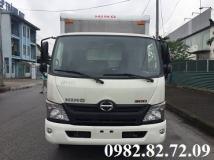 Hình ảnh xe tải Hino 3,5 Tấn