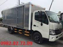 Hình ảnh xe tải Hino 3,8 Tấn