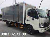 Thông số kỹ thuật xe tải Hino 5 tấn
