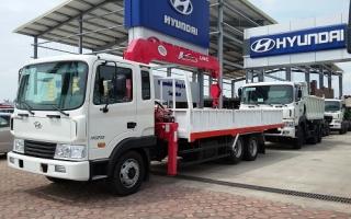 Đại lý xe tải gắn cẩu tại Quảng Ninh, Bán xe tải gắn cẩu tại Quảng Ninh