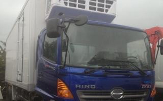 Đại lý xe tải hino Yên Bái
