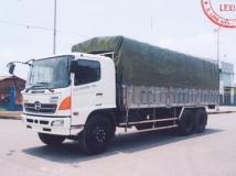 Xe tải Hino FL8JTSA 16 tấn thùng Bạt 7,6m