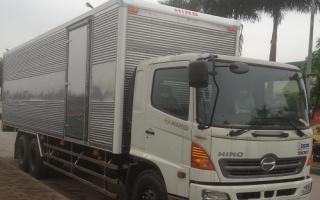 Đại lý xe tải hino Tuyên Quang