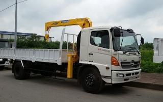 Đại lý xe tải gắn cẩu tại Lai Châu, Bán xe tải gắn cẩu tại Lai Châu