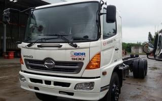 Đại lý xe tải hino Cao Bằng