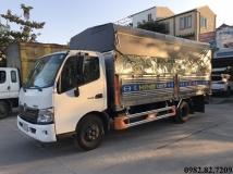 Giá xe tải Hino 3,5 Tấn năm 2021|Bảng giá xe tải Hino mới nhất