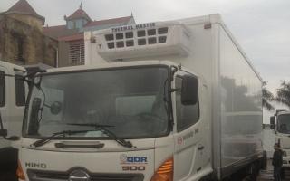 Đại lý xe tải hino Thái Bình