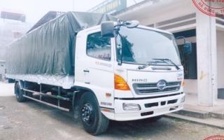 Giá xe tải hino 8 tấn của Hino Việt Đăng Mua xe tải hino 8 tấn tại Hino Việt Đăng