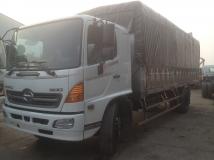 Xe tải Hino FG8JPSC 9 tấn Thùng Bạt