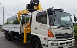 Đại lý xe tải gắn cẩu tại Phú Thọ, Bán xe tải gắn cẩu tại Phú Thọ