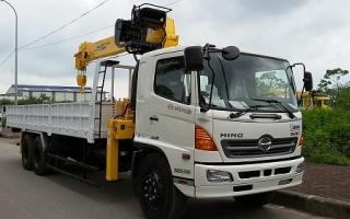 Đại lý xe tải gắn cẩu tại Lạng Sơn, Bán xe tải gắn cẩu tại Lạng Sơn