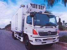 Xe tải hino Đông Lạnh 15 tấn thùng 7,6m