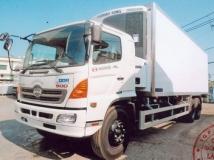 Xe tải hino Đông Lạnh 15 tấn thùng 9,2m