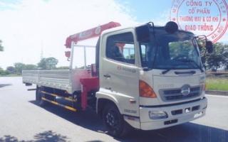 Bán xe tải hino gắn cẩu 3 tấn tại Hà Nội|giá xe tải hino gắn cẩu 3 tấn tại hà nội
