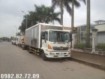 XE TẢI HINO 5 tấn XZU730