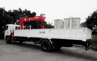 Đại lý xe tải gắn cẩu tại Thái Bình, Bán xe tải gắn cẩu tại Thái Bình