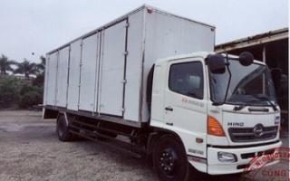 Giá xe tải hino 8 tấn Trường Vinh mua xe tải hino 8 tấn trả góp tại trường Vinh