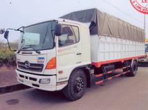 Xe tải Hino FG 8 tấn Mui Bạt