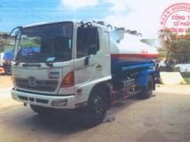 Xe bồn chở xăng dầu HD360 26 khối
