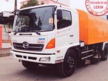 Xe tải hino FG quét đường 11 khối