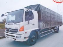 Xe tải Hino FG thùng mui bạt dài 10m