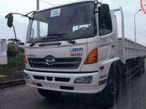 Xe tải Hino FL8JTSL 15 tấn thùng lửng 9,2m