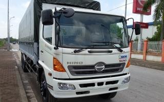 Giá xe tải hino 8 tấn tại Quảng Ninh|bán xe tải hino 8 tấn tại Quảng Ninh