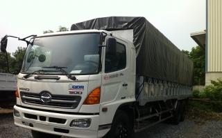 Đại lý xe tải hino Hà Nội, Bán xe tải hino tại Hà Nội