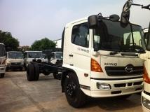 Xe Hino nâng tải FG8JBSN 9 tấn