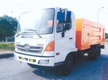 Xe tải Hino FC Phun nước áp lực cao