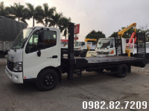 Xe tải Hino XZU730 5 tấn Cứu Hộ