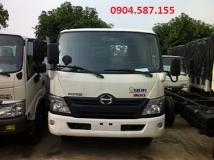 xe tải hino 3,8 tấn XZU720