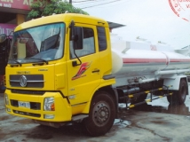 Xe téc chở xăng dầu DongFeng 10 khối