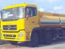 Xe téc chở xăng dầu DongFeng 15 khối