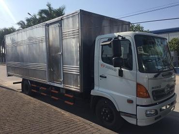 ảnh xe tải hino 5 tấn năm 2018