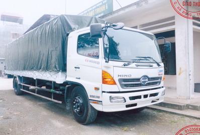 bán xe tải hino 8 tấn tại hino Việt đăng
