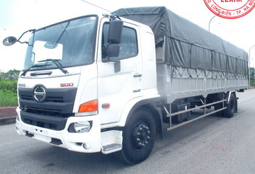 Xe tải hino 8 tấn FG8JT7A - Euro 4