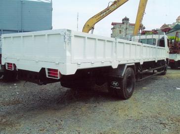 xe tải hino thùng lửng