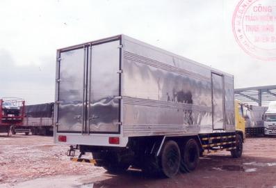 xe tải hino fl8jtsa thùng kín