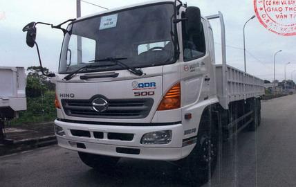 xe tải hino 16 tấn FL